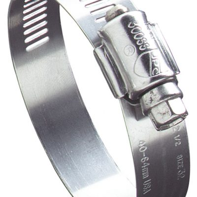 "KSI Group 9/16"" Hy-Gear Series 63-4 Hose Clamp"