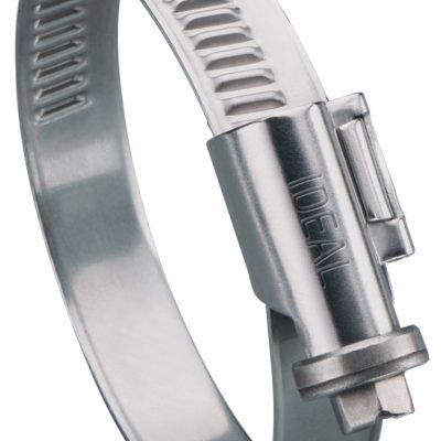 KSI Group 12mm Band Non-Perforated Hose Clamp